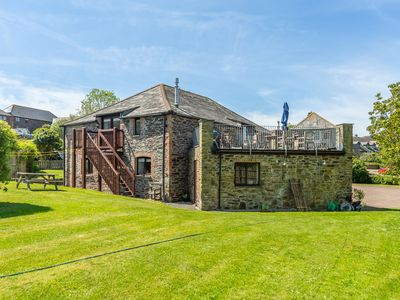 Photo for An absolutely stunning property that was once part of the original Roserrow farm