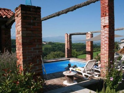 Photo for Holiday house Bastia Mondovì for 2 - 4 persons with 2 bedrooms - Holiday house