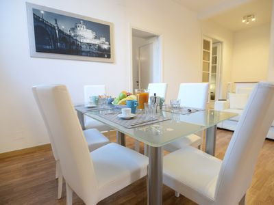 Photo for Apartment in the center of Rome a few steps from the Vatican!