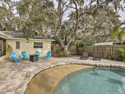 Photo for NEW! Crystal Beach House w/ Pool 3 Blocks to Gulf!