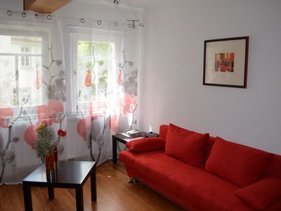 Photo for Apartment in lovingly restored half-timbered house