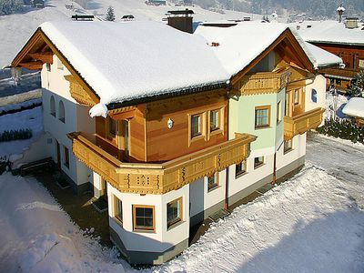 Photo for 3BR Apartment Vacation Rental in Aschau im Zillertal