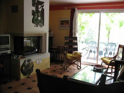 Photo for CHARMING 3 BEDROOM HOUSE IN PEACEFUL VENELLES, 4 MILES FROM AIX-EN-PROVENCE