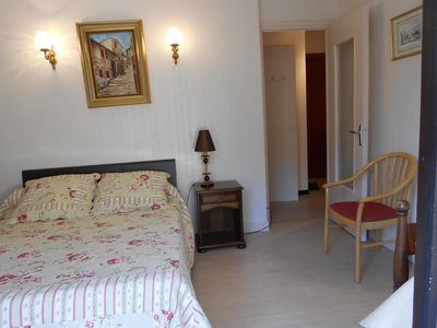 Photo for F1 charming apartment in residence any comfort ideal for holiday and cure.