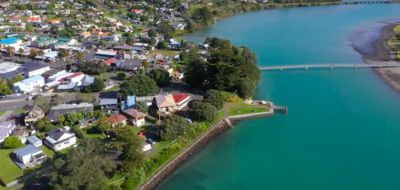Photo for Raglan – the closest house to both town and sea