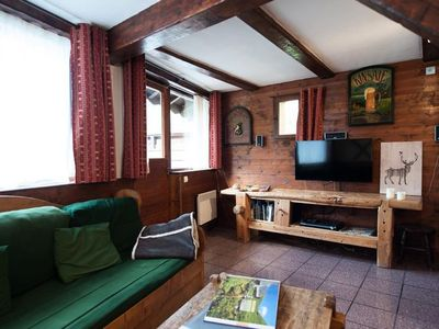 Photo for Les Edelweiss - Chalet 3 Rooms 6/8 People
