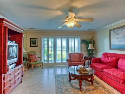 Photo for Oceanfront Condo with Balcony and Outstanding Ocean Views, Plenty of Room for Friends