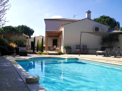 Photo for HOLIDAY HOUSE classified 4 * Heated pool, caretaker's concierge