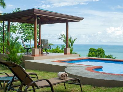 Photo for Playa Dominical 25 Acre Estate with Amazing Ocean Views & Extensive Wildlife!!
