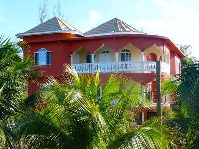 Photo for Two bedroom villa in Sheffield - near Negril