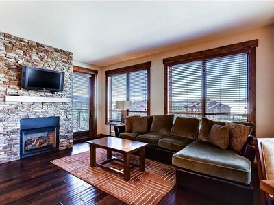 Photo for 2 Bedroom Condo w/ADA Accessibility, Private Balcony, Gourmet Kitchen & W/D