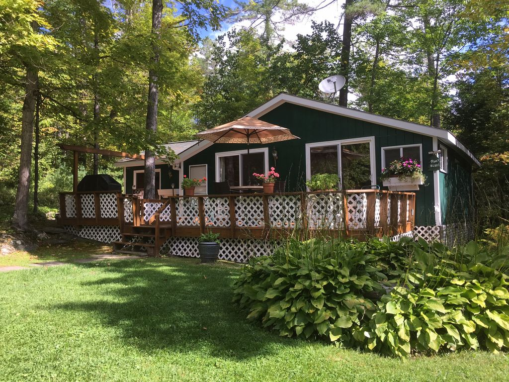 charming cottage for 4 on lake fairlee with vrbo