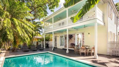 Photo for << PERFECT HARMONY @ CASA EAST >> Private Pool / Near Beach + LAST KEY SERVICES...