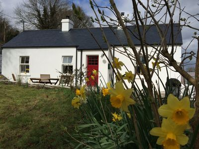Photo for Charming and peaceful 19th century cottage with 21st century comforts