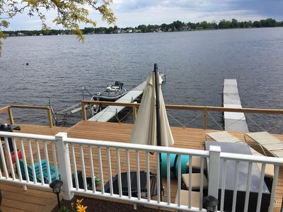 Photo for 3BR House Vacation Rental in Spring Lake, Michigan