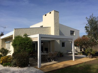 Photo for In a quiet and 300m from the beaches of Agon Coutainville