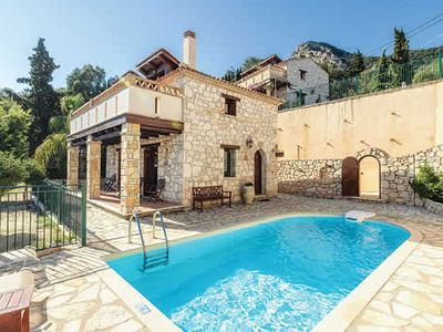 Photo for Oustanding villa accommodation for family or couples w/ gardens and sea views