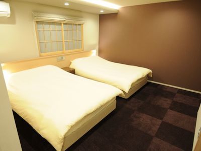Photo for Double twin room 206 / Kyoto Kyoto
