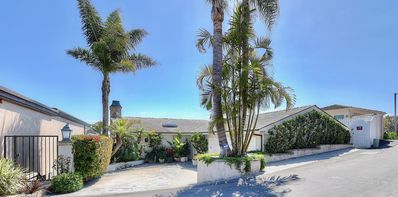 Photo for BEACHFRONT HOME IN LAGUNA BEACH WITH PANORAMIC OCEAN VIEWS