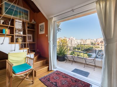 Photo for A Luxury Maisonette with Sea View