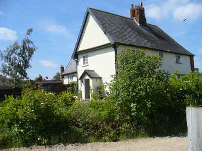 Photo for Grade 2 listed cottage with stunning views