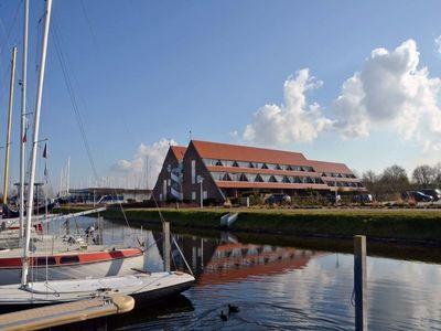 """Photo for Delightful """"Nautical"""" decorated apartmant with balcony overlooking the """"Grevelingenmeer"""""""