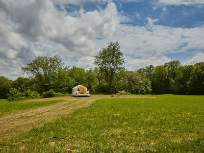 Photo for Tentrr - Moore Farm - One Bedroom Camping, Sleeps 4