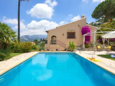 Photo for Vacation home Villa Sunrise in Dénia - 5 persons, 2 bedrooms