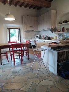 Photo for 2BR Apartment Vacation Rental in Lucardo, Toscana
