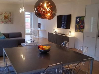 Photo for CPH Sharon Nyhavn · Super Luxurious 2 BR Flat in the heart of Nyhavn
