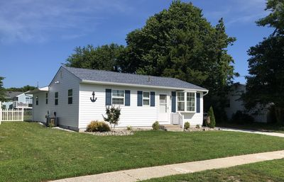 Photo for Cozy Cape May beach house, 2 blocks from beach!