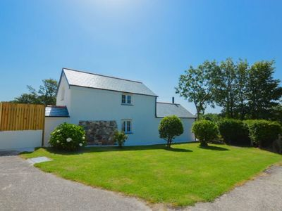 Photo for A thoughtfully converted three-bedroom barn conversion, near wonderful beaches.