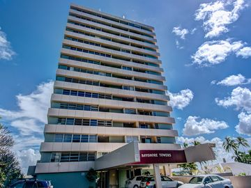 Hilo's only highrise is primarily owner occupied.