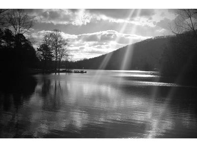 Photo for Lake Front Home 15 Min. from Blue Ridge Mountains