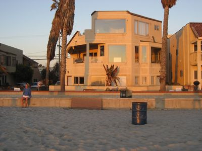 Photo for Perfect Location on the Boardwalk in South Mission Beach!