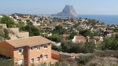 Photo for VILLA TERRACOTA CALPE. *** WITH PRIVATE POOL AND MAGNIFICENT SEA VIEWS AND WIFI