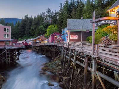 Photo for Creekside Loft Suite —Overhanging Ketchikan Creek! #103
