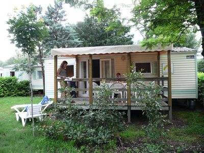 Photo for 2BR Mobile Home Vacation Rental in VOGUE