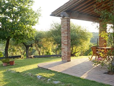 Photo for Country House Nazzano in Vineyards/Olive Grove near San Gimignano (lu/co)