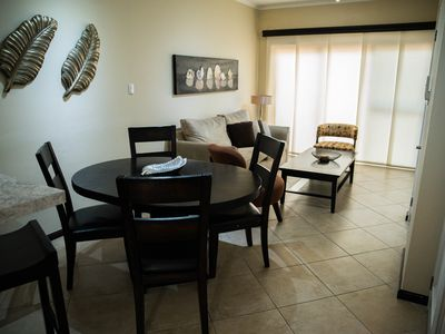 Photo for 2BR Townhome Vacation Rental in noord, Noord