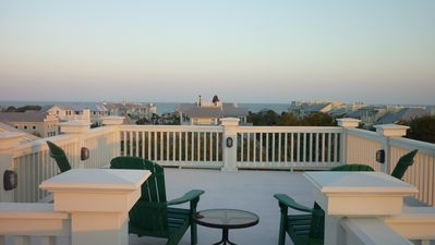 Photo for September special; Amazing Villa with Rooftop Ocean Views!