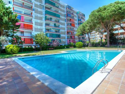 Photo for Apartment Incar in Blanes - 5 persons, 2 bedrooms