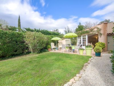 Photo for Vacation home Le Mimosa in Saint-Tropez - 4 persons, 1 bedrooms