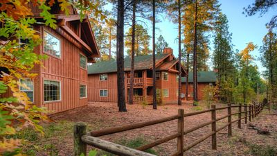 Photo for Hiking, skiing, waterfalls, Wyndham Pinetop