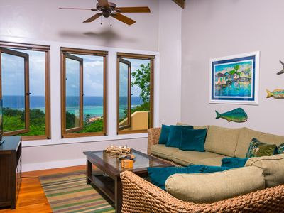 Photo for ocean views and tropical breeze Spacious home – 4BR Beauty private pool