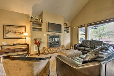 Gather a group of 10 to stay at this spacious vacation rental house.