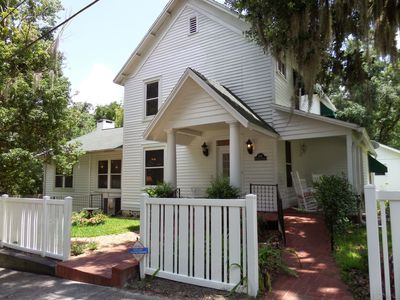 Beautiful, historic home in Brooksville, FL could be your vacation home!