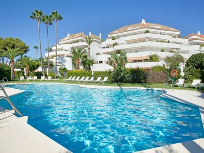Photo for Ancon Siera penthouse - Apartment for 10 people in Marbella