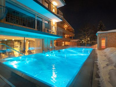 Photo for Luxury on time with huge playground, panorama pool and garden