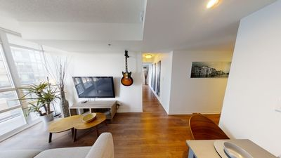 Photo for Modern Condo: Brand new 2 BDR unit on Queen West